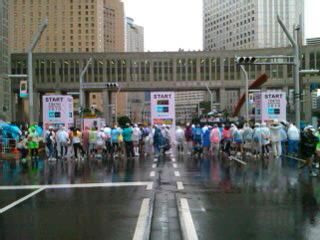 「東京マラソン」まもなくスタート!