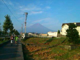 いよいよ「富士登山競走」